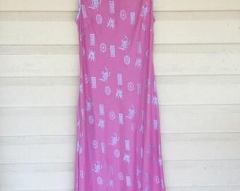 Vintage Japanese Dress