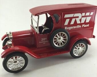Ertl Half Ton Truck Bank