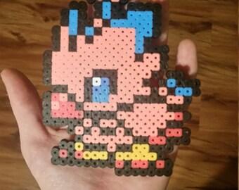 Digimon Biyomon perler bead