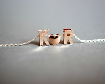 personalized jewelry, personalized necklace, Valentine's gift, mother necklace