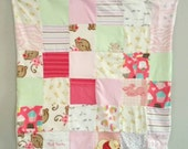 My Memories Baby Clothes Quilt