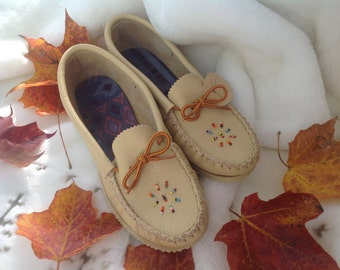 Beautiful mocassins for many occasions