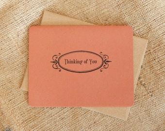 Rustic Greeting Card  |  Blank Greeting Card  |  Customizable