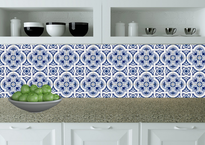 Bagno murali piastrelle Set di 20 messicano piastrelle murali