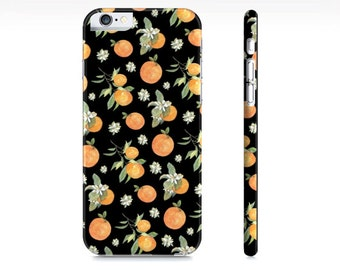 iPhone 6 Case - iPhone 5 Case - Oranges iPhone Case - Oranges Phone Case - Orange Citrus Fruit Phone Case - Samsung Galaxy 5S Case