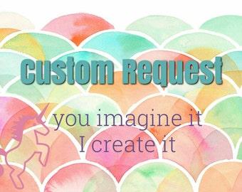 Custom polymer clay figure/ponies/unicorns/dragons/sea dragons/merponies/custom pet sculpture/custom figures