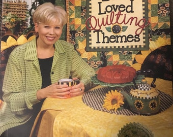 Debbie Mumm Best Loved Quilting Themes Project Book