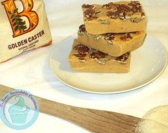 Home made Maple & Pecan Fudge
