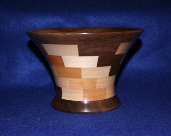 Wood Segmented Bowl