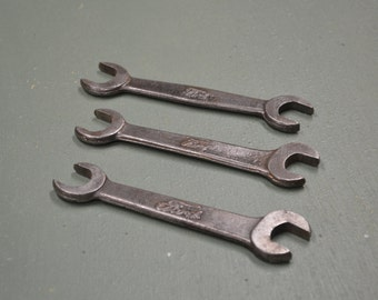 Ford Wrenches, Model T Car Wrench, Antique Auto Tools, #247