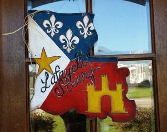 Lafayette strong Louisiana State