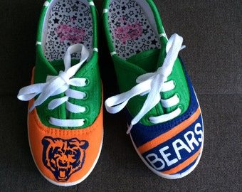 CHICAGO BEARS Shoes - custom