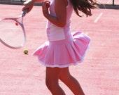 Roberta Tennis Outfit  Girls Tennis Clothes  Junior Tennis Wear
