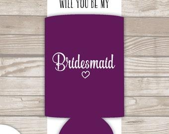 BRIDESMAID . drink holder