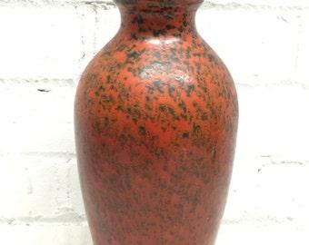 Mid-Century, Beautiful Vase, Tofej, Hungary