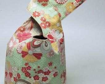 Knot bag Japanese hand made