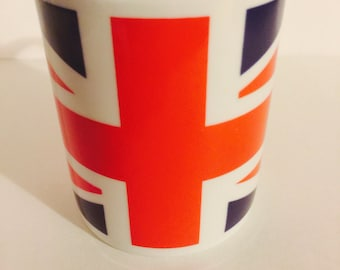 British Tea and Coffee Mug