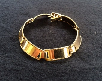 SALE!!! New Lower Price! - Ladies 14-Karat yellow gold Bracelet [circa 1940's]