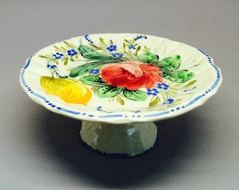 Mini Pedestal Cake Plate Cupcake Stand