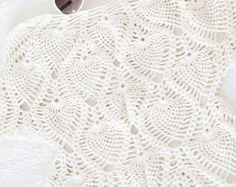 Romantic Crochet Top