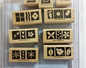 Stampin' Up Suitable for Framing Stamp Set
