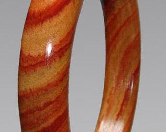 Bracelet wood rose