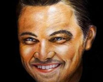 1 Celebrity Custom Portrait (Color)