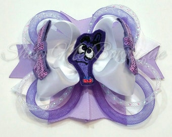 Afraid Stacked Boutique Bow