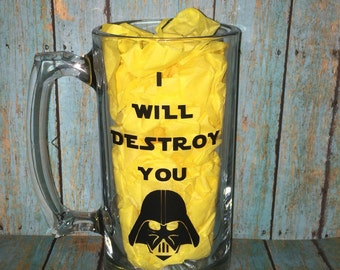 Star Wars Father's Day mugs