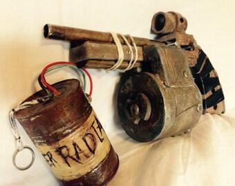 Fallout 4 - Pipe Pistol Replica
