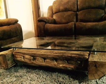"Coffee table ""Lucky"""