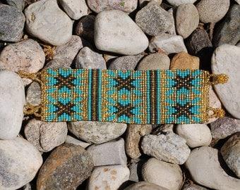 Guatemalan Cuff Bracelet