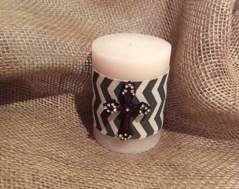 Country Chic Candle