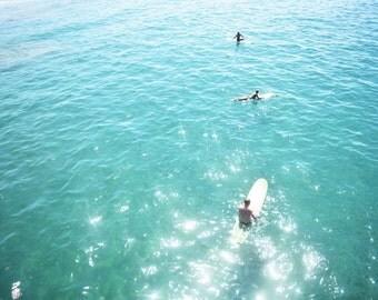 Manhattan Beach Pier, Manhattan Beach Surfers, Surfer Photography, Beach Photography, California Surfers
