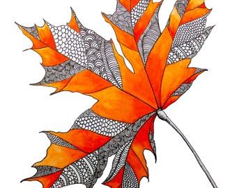 A New Leaf (Print)
