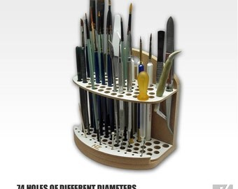 PN1 - Brushes and Tools Holder