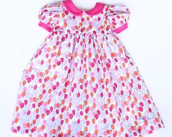 Birthday Dress or Yoke Dress