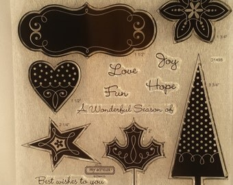 Close To My Heart Stamp Set
