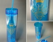 Queen Bee Straw Cup - fre...