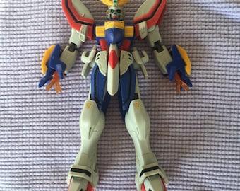 Burning (God) Gundam action figure