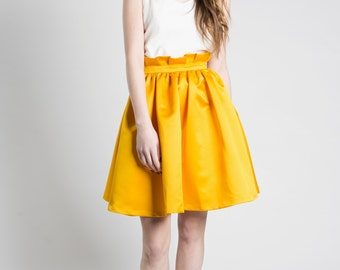 Flower bud full skirt