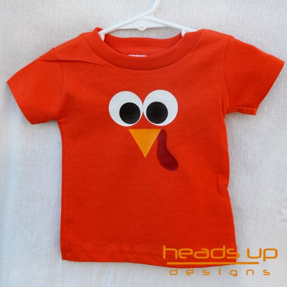 Thanksgiving turkey shirt toddler boy girl turkey t shirt for Shirts made in turkey