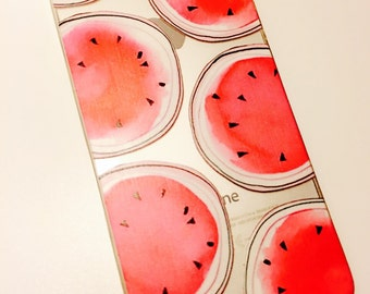 Watermelon Cellphone Case - iPhone 5/5s ONLY - Soft Case - PV Case - Best Protection