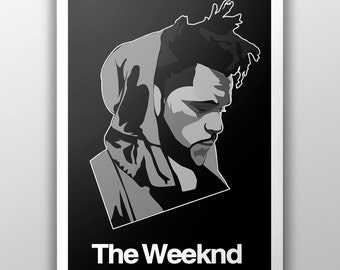 The Weeknd Poster