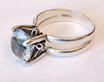 AQUAMARINE Ring  *** 50% off SALE ***