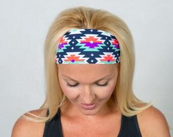 Yoga Headband Workout Headband Running Headband Fitness Headband Bohemian Headband Fashion Headband Turban Women Head Wrap Wide Headband