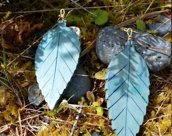 Wood Elf Earrings