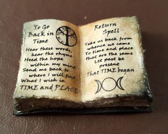 Miniature Book:  Book of Shadows