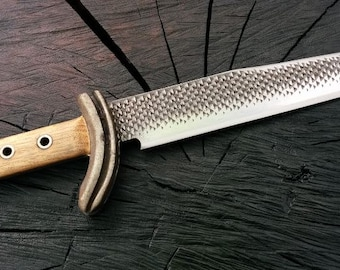 Horse Bowie Knife