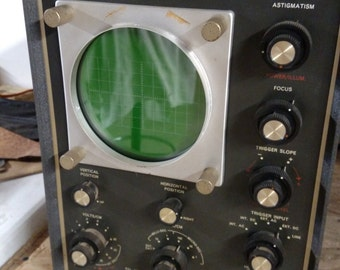 Vintage Electronics Test Equipment